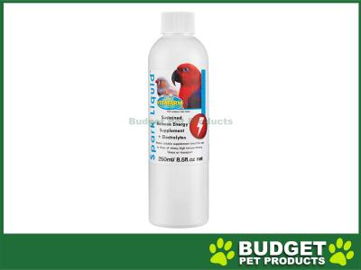 Vetafarm Spark Liquid Electrolyte Concentrate For Birds 250ml