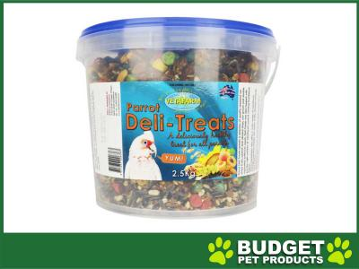 Vetafarm Parrot Deli Treats For Birds 2kg