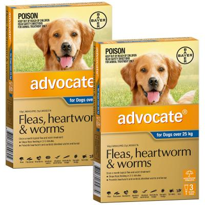 Advocate For Dogs XLarge Over 25kg 9 Pack