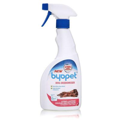 Byopet Coat And Skin Deodoriser For Dogs 500ml