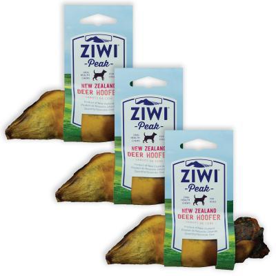 Ziwi Peak Deer Hoofer Oral Health Chew Dental Treats For Dogs 3 Pack