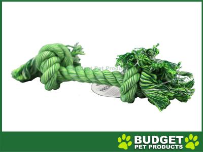 Ultra Fresh Teeth And Breath Knot Rope Medium Toy For Dogs 35cm