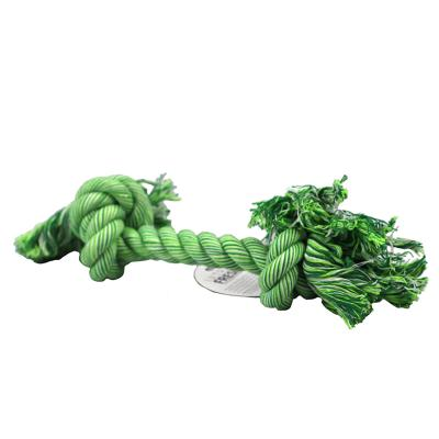 Ultra Fresh Teeth And Breath Knot Rope Medium Toy For Dogs