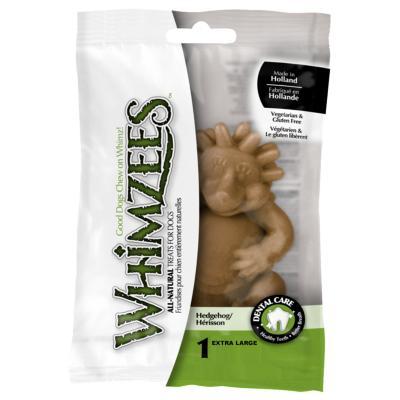 Whimzees Dental Hedgehog XLarge Treats For Dogs +18kg Single 120gm
