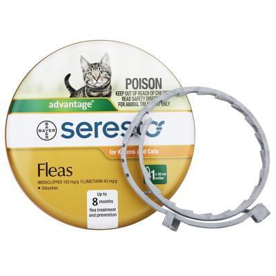 Advantage Seresto Flea Collar For Cats & Kittens