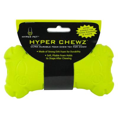 Hyper Pet Chewz Bone Toy For Dogs