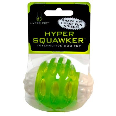 Hyper Pet Squawkers Ball Toy For Dogs