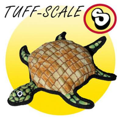 Tuffy Ocean Creature Turtle Tough Soft Toy For Dogs