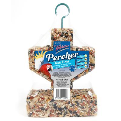 Whistler Avian Science Percher Treat Seed With Fruit And Nut For Birds 1.2kg