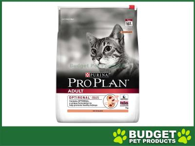 Pro Plan Optirenal Salmon Adult Dry Cat Food 7kg