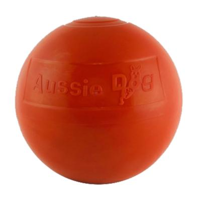 Aussie Dog Staffie Ball Tough Chase Toy For Dogs