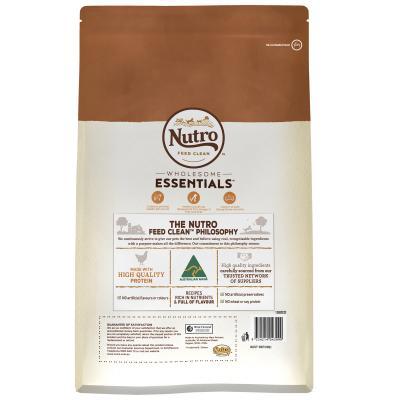 Nutro Wholesome Essentials Farm Raised Chicken Rice Vegetable Puppy Dry Dog Food 3kg