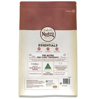 Nutro Wholesome Essentials Sustainably Sourced Fish Rice Vegetable Adult Dry Dog Food 3kg