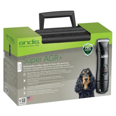 Andis AGR+ Super Heavy Duty Rechargeable Clipper