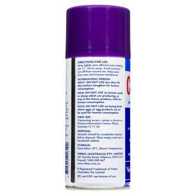 Cetrigen Antibacterial Wound Aerosol Spray 100gm