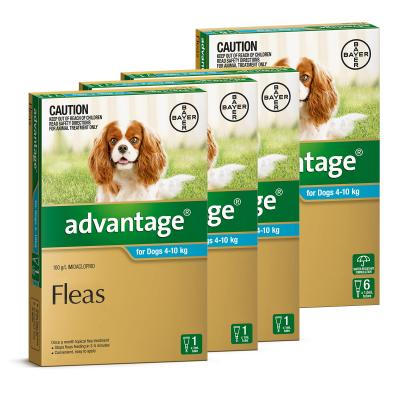 Advantage For Dogs 4-10kg 9 Pack