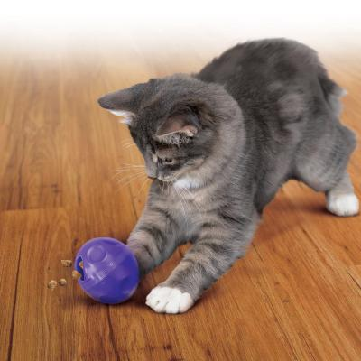 KONG Active Treat Ball Dispenser Toy For Cats