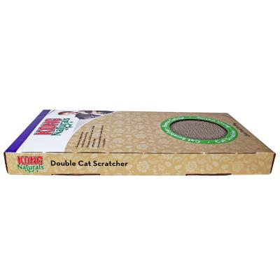 KONG Naturals Double Scratcher Toy For Cats