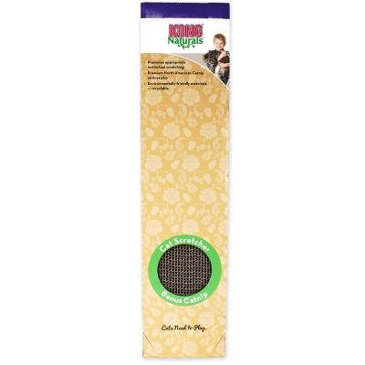KONG Naturals Single Scratcher Toy For Cats