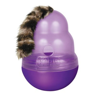KONG Wobbler Treat Dispensing Toy For Cats