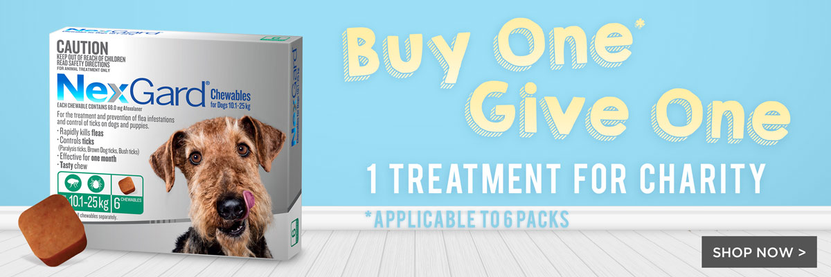 Buy One Give One - 1 Treatment For Charity