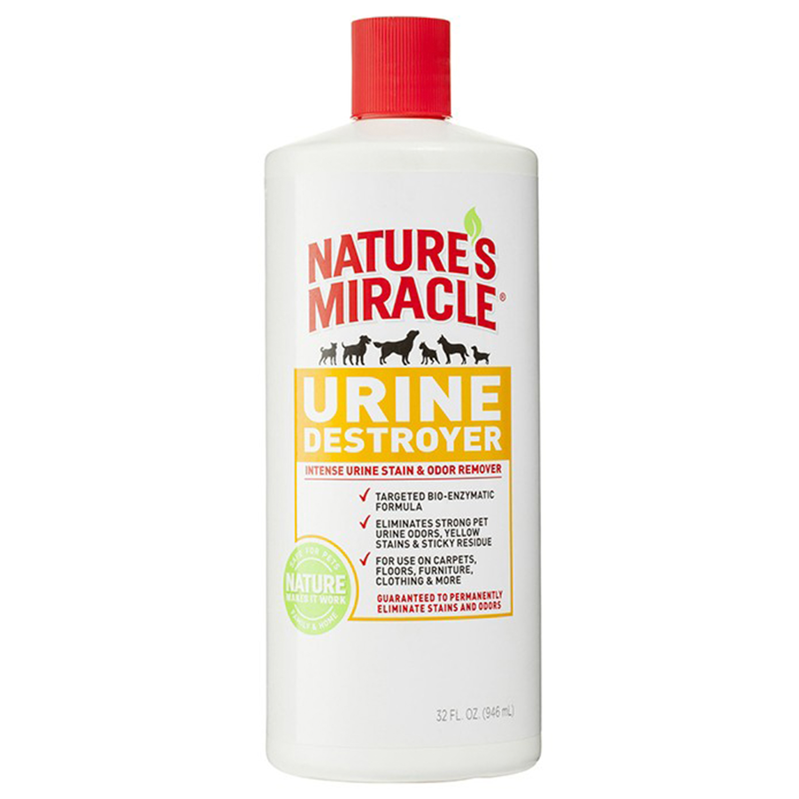 natures miracle dog urine destroyer