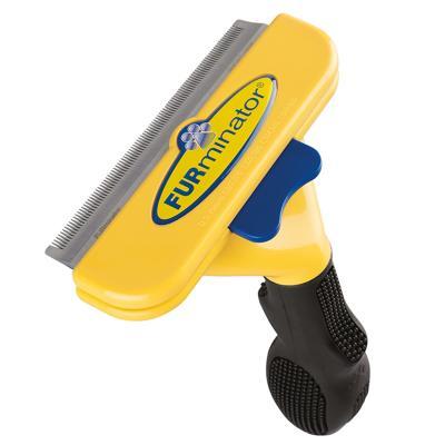 FURminator Deshedding Brush Comb Tool For Short Hair Large Dogs