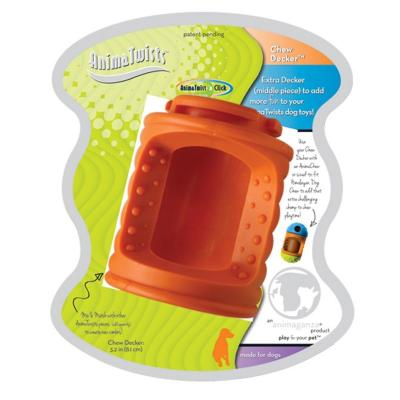 AnimaTwists Chew Decker Extender Add On Builder Toy For Dogs