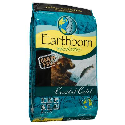 Earthborn Grain Free Coastal Catch Whitefish Dry Dog Food 12kg