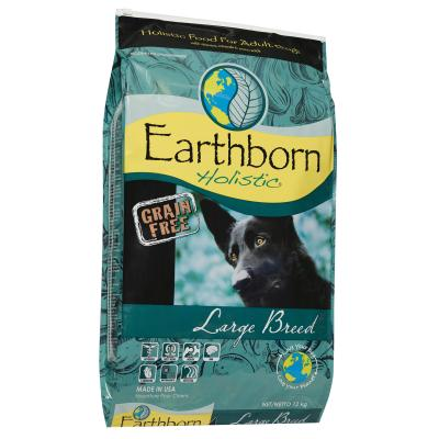 Earthborn Grain Free Large Breed Chicken Adult Dry Dog Food 12kg