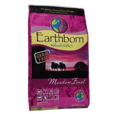 Earthborn Grain Free Meadow Feast Lamb Dry Dog Food 12kg
