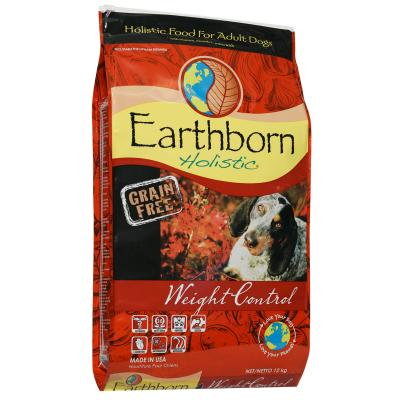 Earthborn Grain Free Weight Control Chicken Adult Dry Dog Food 12kg