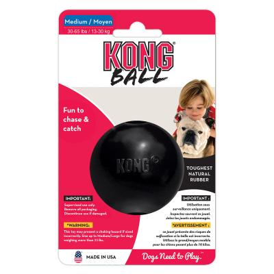 KONG Extreme Black Ball Medium/Large Toy For Dogs