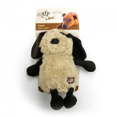 AFP Cuddle Jumbo Farm Floppers Squeaky Dog Toy For Dogs