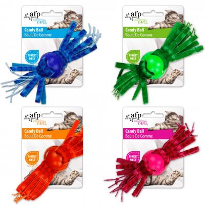 AFP Modern Cat Candy Ball With Bell Toy For Cats