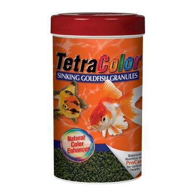 TetraColor Sinking Goldfish Granules Food For Fish 100g