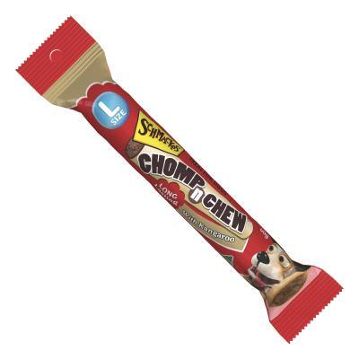 Schmackos Chomp N Chew Kangaroo Large Single Treat For Dogs 60gm