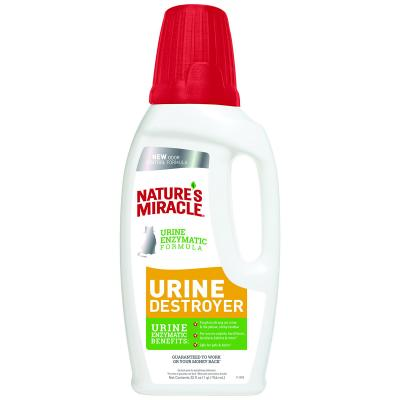 Natures Miracle Just For Cats Urine Destroyer Enzyme Cleaner For Cats 946ml