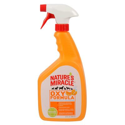 Natures Miracle Orange Oxy Formula Stain And Odour Remover For Dogs And Cats 946ml
