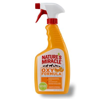 Natures Miracle Orange Oxy Formula Stain And Odour Remover For Dogs And Cats 709ml