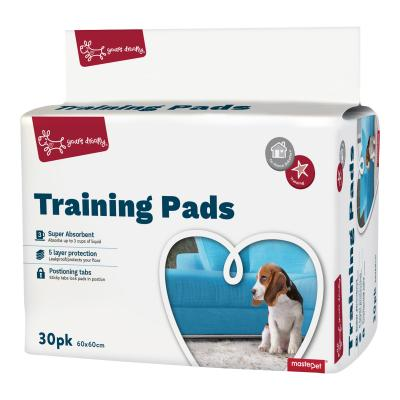 Yours Droolly Training Pads For Puppies 30pk