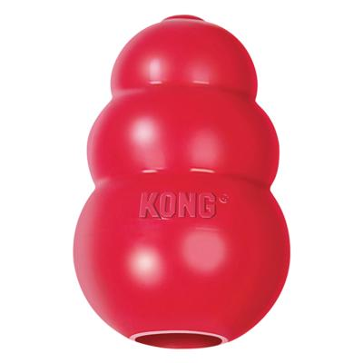 KONG Classic Xxlarge Red Rubber Toy For Dogs