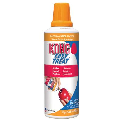 KONG Easy Treat Paste Bacon & Cheese Recipe For Adult Dogs 226gm