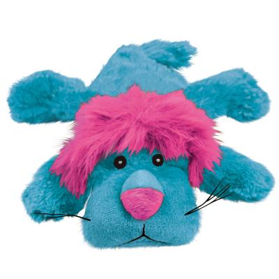 KONG Cozie King Lion Plush Squeak Medium Toy For Dogs