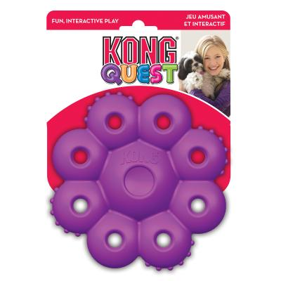 KONG Quest Star Pods Small Toy For Dogs