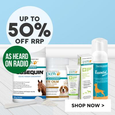 Blackmores PAW Up To 50% Off RRP