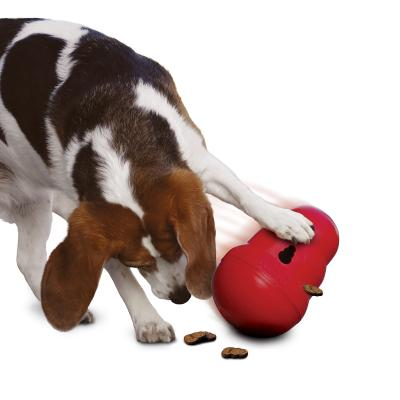KONG Wobbler Treat Dispensing Toy Large For Dogs