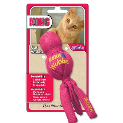 KONG Wubba With Catnip Toy For Cats
