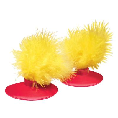 KONG Glide And Seek Feather Replacement Toy For Cats