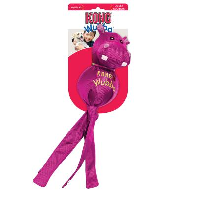 KONG Wubba Ballistic Friends Tug Toy XLarge For Dogs
